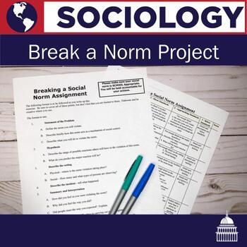 Sociology Break a Norm Project