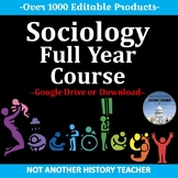 Sociology COMPLETE Course