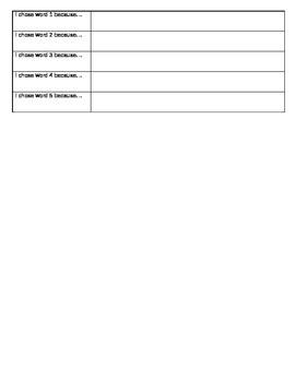 Sociology - Class Levels activity