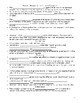 Sociology- Crime and the Legal Sytsem Guided Notes