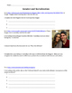 Sociology Dating and Gender Websearch