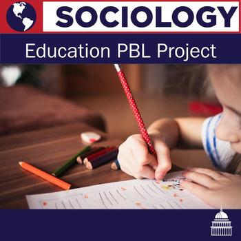 Sociology Project Based Learning Education Project