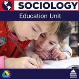 Sociology | Education Unit