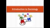 Sociology - Entire Semester Course