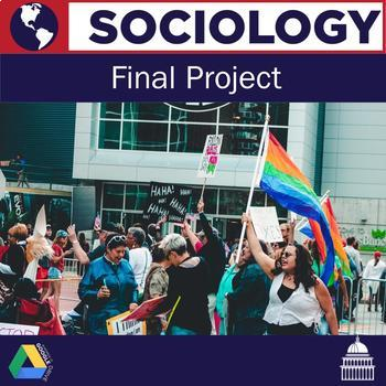 Sociology Final Project | Social Change Hashtag Project