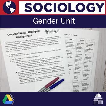 Sociology: Gender Unit