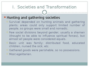 Sociology - Groups and Formal Organizations