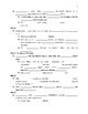 Sociology - Guided Notes - Culture, Socialization, Structure, Organization