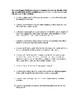 Sociology Handout and Worksheet: Suicide Theory; Emile Durkheim