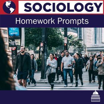 Sociology Homework for Each Chapter