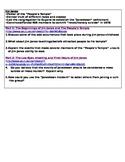 Sociology - Jim Jones/Jonestown Case Study