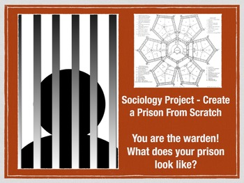 Sociology - Prison Map Project