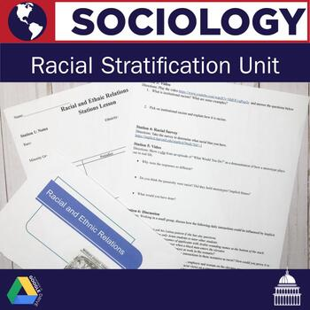 Sociology: Race and Ethnicity Unit