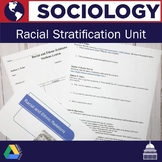 Sociology -  Race and Ethnicity Unit