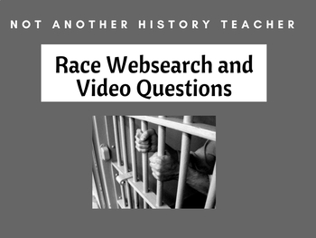 Race websearch and video questions