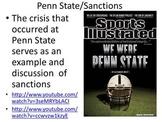Sociology Sanctions Penn State Scandal Taboo Psychology Abnormal Behavior