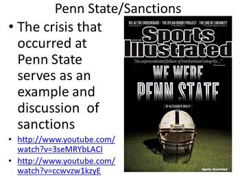 Sociology Sanctions Penn State Scandal Taboo Psychology Ab