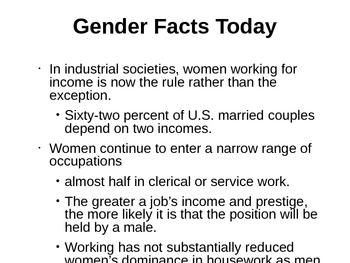 Sociology - Social Inequality