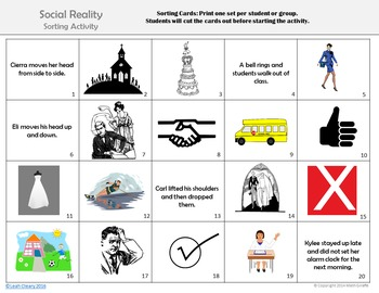 Sociology Social Reality For Google Classroom and OneDrive