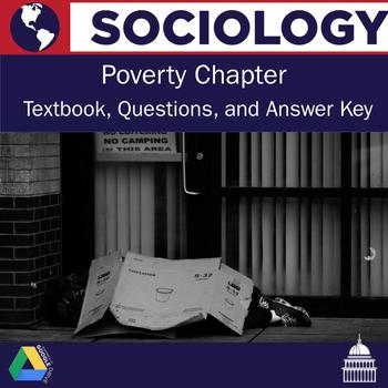 Sociology - Social Stratification/Poverty Textbook Chapter and Questions
