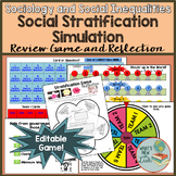 Sociology Social Stratification Simulation Game