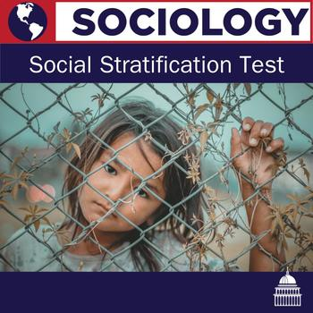 Sociology Social Stratification Test By Not Another History Teacher