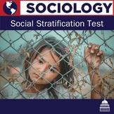 Sociology  Social Stratification Test
