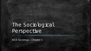 Sociology - Sociological Theorists - Comte, Marx, Weber, a