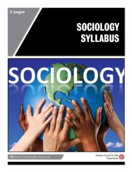 Sociology Syllabus