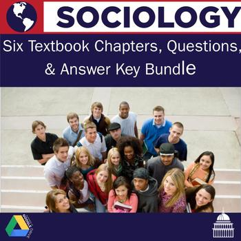 Sociology Textbook Chapter and Questions