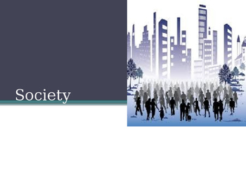 Sociology Unit 2 Notes: Society, Roles, Groups & Organizat