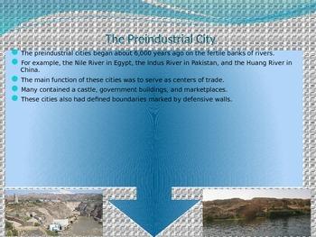 Sociology: Urbanization PowerPoint