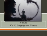 Ch 3.2 Language and Culture - Sociology and You McGraw-Hill