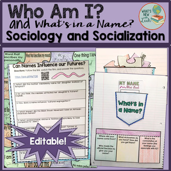 Sociology and the Socialization of Me
