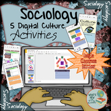 Sociology Activities For Culture Google and OneDrive Dista