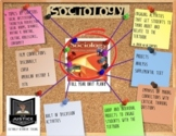 Sociology BUNDLE: ONE FULL YEAR OF CHAPTER BASED ACTIVITIES/WORKSHEETS