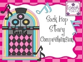 Sock Hop Story Comprehension Card Game