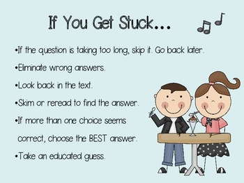Sock Hop Test Prep: How to Rock a Big Test {Standardized Test Taking Skills}