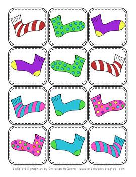 Sock Matching Game