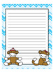 Sock Monkey Room Decor Labels Stationary Alphabet Numbers Back to School