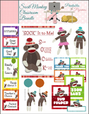 Sock Monkey Classroom Bundle