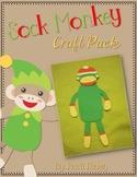 Sock Monkey Craft
