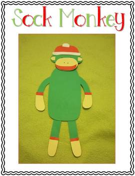 Sock Monkey Craft