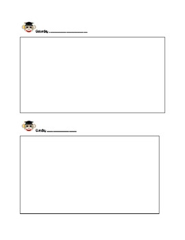 Sock Monkey Lesson Plan Pages