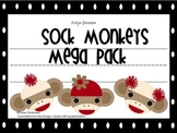 Sock Monkey Mega Pack