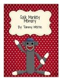 Sock Monkey Memory