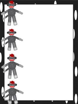 Sock Monkey Signs