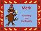 Sock Monkey Themed Kindergarten Common Core Posters (ELA)