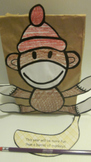 Welcome Banner and Sock Monkey Craftivity Freebie
