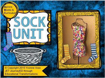 Sock Unit (Literacy and Math Activities)